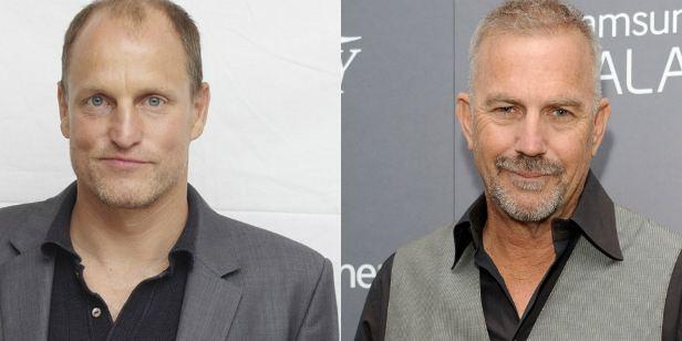 Woody Harrelson e Kevin Costner vão protagonizar novo suspense da Netflix