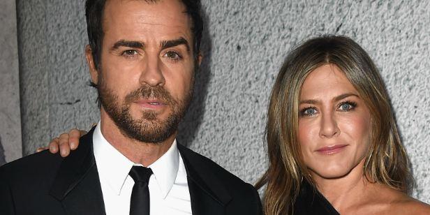 Jennifer Aniston e Justin Theroux anunciam divórcio