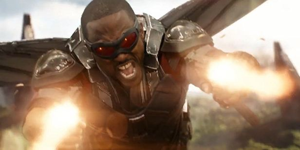 """Vingadores: Guerra Infinita é o filme """"mais humano"""" da Marvel, diz Anthony Mackie"""