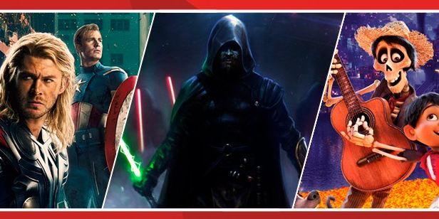 A História dos Blockbusters - Parte 6: Os universos cinematográficos e um império intergalático