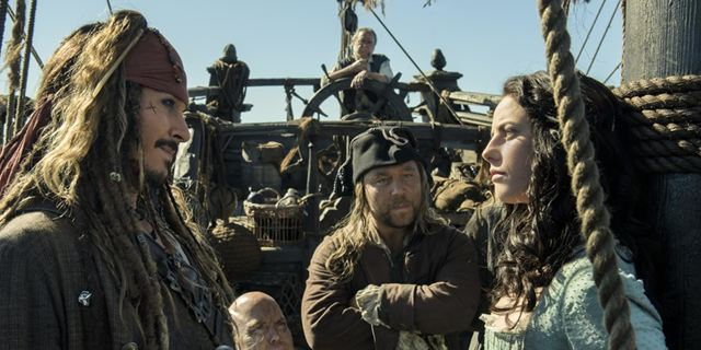 Dicas do Dia: Piratas do Caribe - A Vingança de Salazar e A Torre Negra estreiam na TV