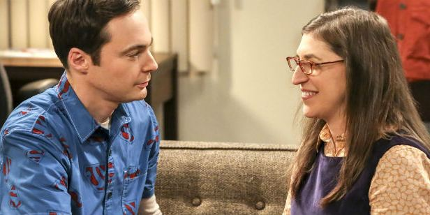 The Big Bang Theory: Veja a primeira foto do casamento de Sheldon e Amy
