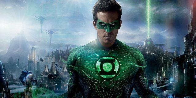 Ryan Reynolds revela que nunca viu o corte final de Lanterna Verde