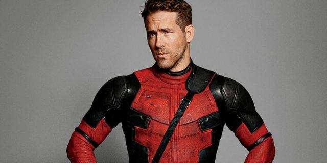 Ryan Reynolds compartilha primeiras fotos que tirou com o traje de Deadpool
