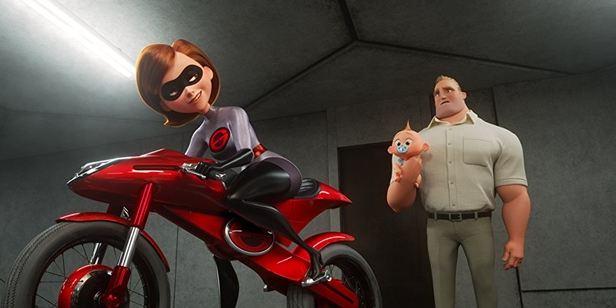 Bilheterias Brasil: Os Incríveis 2 registra a melhor estreia de um longa animado