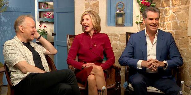 Mamma Mia 2: Elenco 'original' opina sobre quem gostaria de ver numa possível sequência (Entrevista Exclusiva)