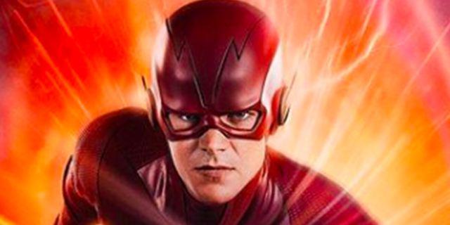 The Flash: Cartaz da 5ª temporada revela novo uniforme do herói