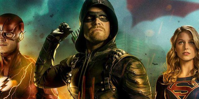 Crise nas Infinitas Terras é anunciado como o próximo crossover de Arrow, The Flash e Supergirl