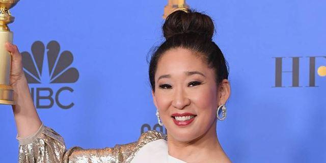 Globo de Ouro 2019: Sandra Oh faz história duas vezes na premiação