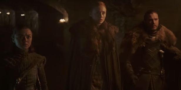 Game of Thrones: Os Stark descem às criptas de Winterfell no novo teaser da oitava temporada