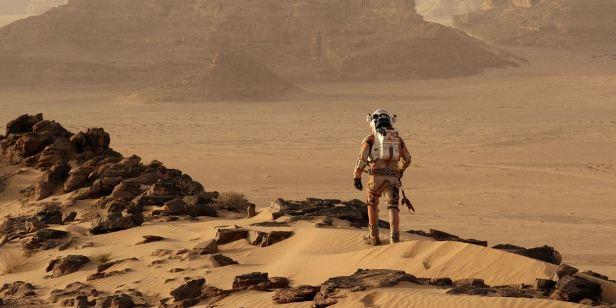Filmes na TV: Hoje tem Perdido em Marte e Millennium: Os Homens que não Amavam as Mulheres