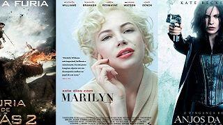 Estreias de março nos cinemas