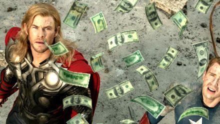 Bilheterias Brasil: Os Vingadores já fatura mais de R$100 milhões