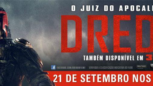 Promoção - Pré-estreia de Dredd no Rio de Janeiro