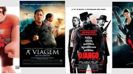 Estreias de janeiro nos cinemas