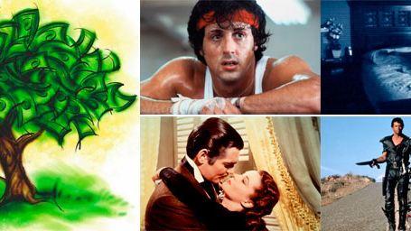 20 filmes mais lucrativos da história do cinema