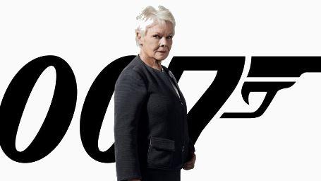 James Bond: M está de volta com uma mensagem
