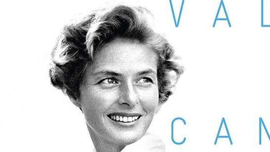Ingrid Bergman estampa cartaz do 68º Festival de Cannes