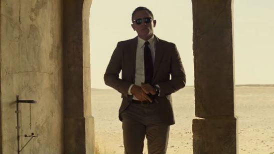 O mundo de James Bond desmorona - literalmente! - no novo comercial de 007 Contra Spectre