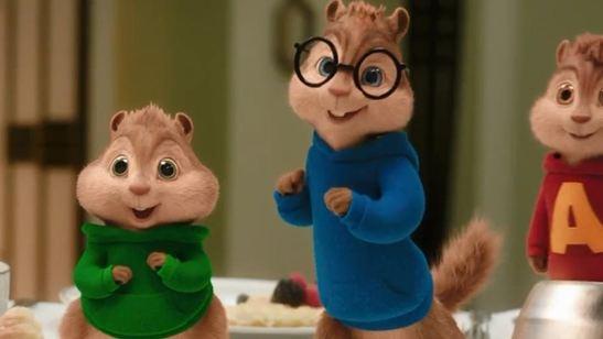 Alvin e os Esquilos 4 ganha novo trailer