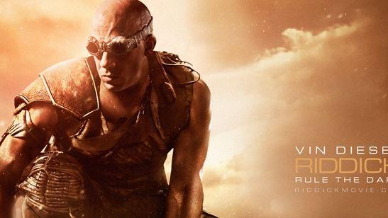 Vin Diesel e Universal confirmam a produção de uma série de TV sobre Riddick!
