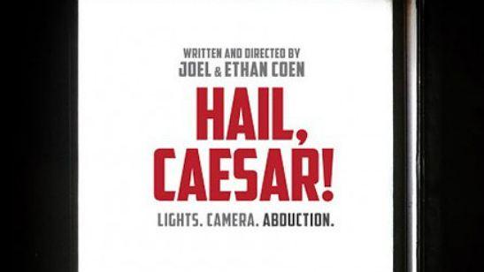 Scarlett Johansson grosseira e Channing Tatum sedutor em novo vídeo da comédia Ave, César!