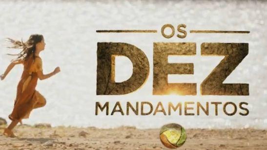 Os Dez Mandamentos já é o segundo maior sucesso brasileiro desde a retomada