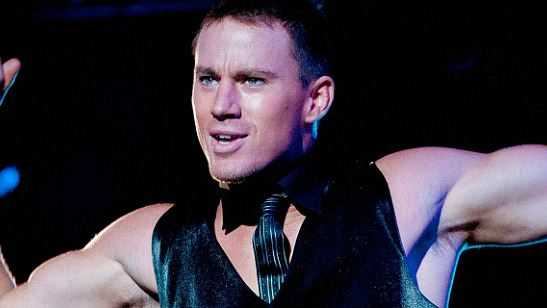 Channing Tatum anuncia Magic Mike ao vivo em Las Vegas