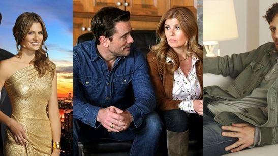Cortem as cabeças! ABC cancela Castle, Nashville e The Family