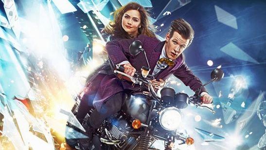 Doctor Who: Steven Moffat fala sobre arrependimentos da sétima temporada, nova companion e especial de Natal