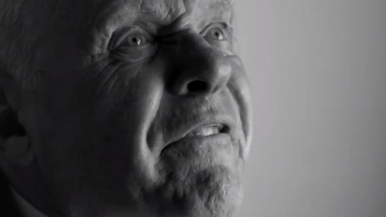 Sean Penn dirige Anthony Hopkins em videoclipe pesaroso