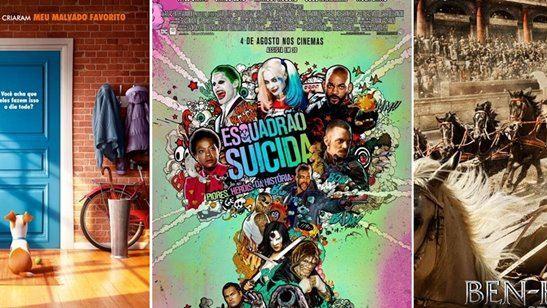 Estreias de agosto nos cinemas Suspense com tubarões, novo do Woody Allen e muito mais!