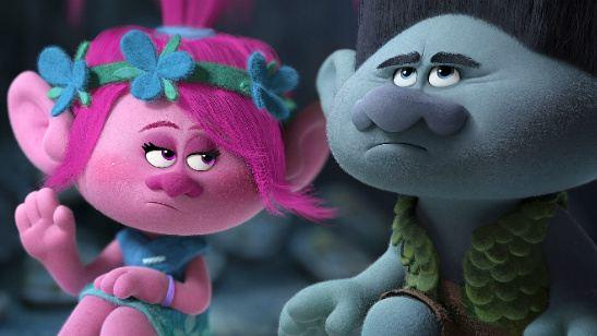Trolls e A Garota no Trem são as maiores estreias da semana