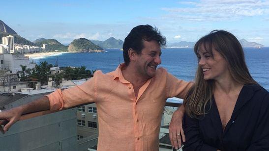 """""""Dolores é uma mistura de Casablanca com Pearl Harbor"""", afirma a atriz argentina Emilia Attías (Entrevista exclusiva)"""