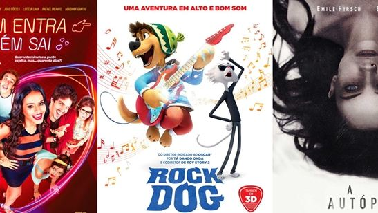 Ninguém Entra, Ninguém Sai, Rock Dog e A Autópsia são algumas das estreias da semana
