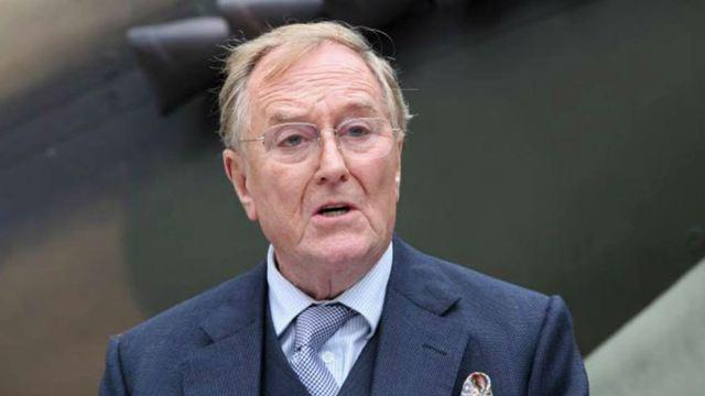 Morre Robert Hardy, o Ministro da Magia de Harry Potter, aos 91 anos