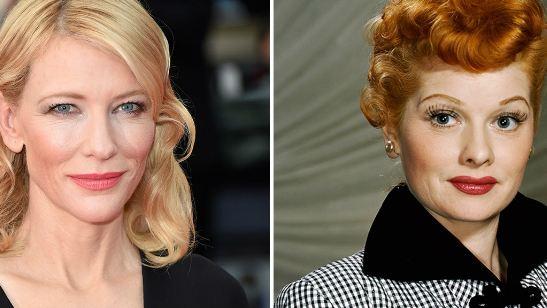 Amazon vai produzir cinebiografia de Lucille Ball, estrelada por Cate Blanchett