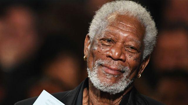 Morgan Freeman vai receber prêmio honorário no SAG Awards