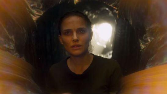 Aniquilação: Muitos efeitos especiais, sustos e Natalie Portman são os destaques do novo trailer