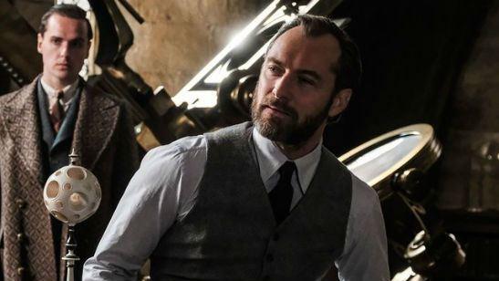 Animais Fantásticos: Os Crimes de Grindelwald não vai retratar a sexualidade de Dumbledore, afirma diretor