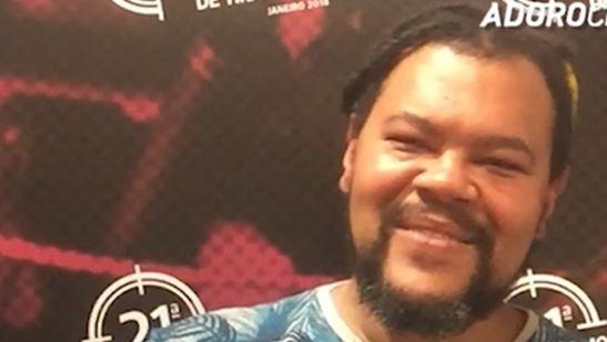 Os Filmes da Minha Vida: Babu Santana assume que morre de medo de Poltergeist