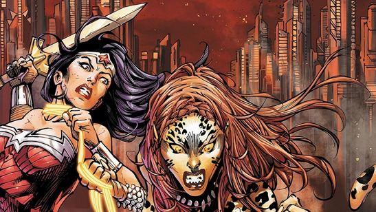 Mulher-Maravilha 2: Cheetah é apontada como a vilã escolhida para enfrentar Diana (Rumor)