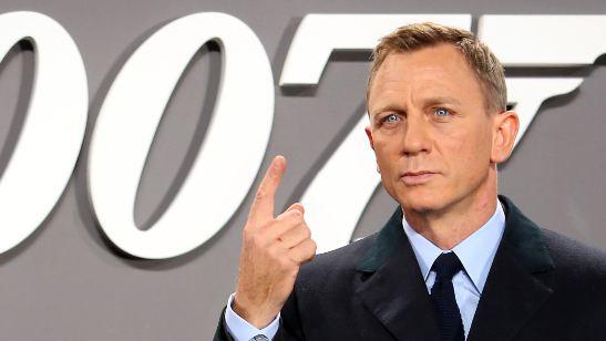 """Bond 25: Daniel Craig vai continuar tentando """"gentilmente"""" acabar com a fama de machista do espião"""