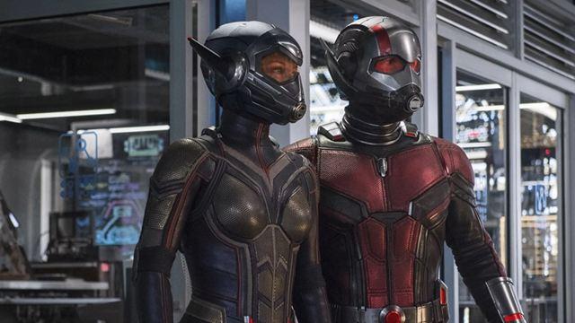 Homem-Formiga e a Vespa é a maior estreia da semana