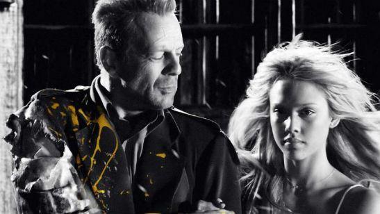 Frank Miller reconquista os direitos para adaptar Sin City no cinema e na TV