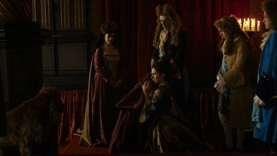 Troca de Rainhas: Cena inédita emociona com despedida de pai e filha (Exclusivo)