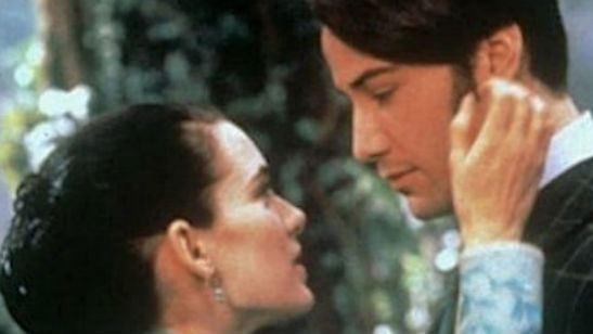 Winona Ryder pode ter casado de verdade com Keanu Reeves nas filmagens de Drácula de Bram Stoker