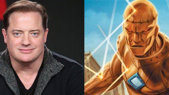 Doom Patrol: Brendan Fraser interpretará Homem-Robô na série da Patrulha do Destino