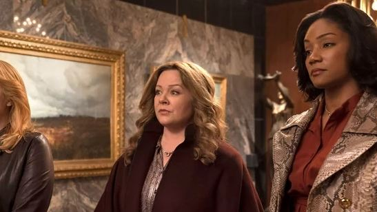 The Kitchen: Confira as primeiras imagens do filme com Melissa McCarthy, Elizabeth Moss e Tiffany Haddish