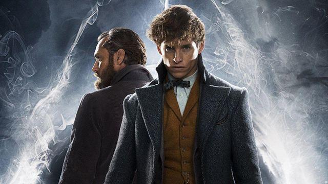 Animais Fantásticos: Os Crimes de Grindelwald é a maior estreia da semana